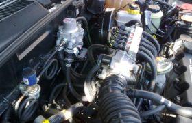 Установка газобаллонного оборудования на автомобиль тюмень